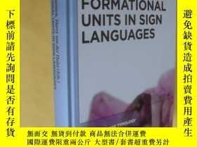 二手書博民逛書店手語Formational罕見Units in Sign Languages.Rachel ChannonY7