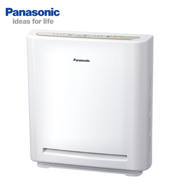 [Panasonic國際牌]5坪 負離子空氣清淨機 F-P25EH
