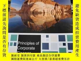 二手書博民逛書店Principle罕見off corporate financeY130455
