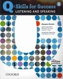 二手書《Q Skills for Success: Listening and Speaking 2: Student Book with Online Practice》 R2Y ISBN:0194756114