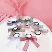 韓國小清新發繩簡約發圈個性紮頭發橡皮筋可愛成人森女系頭繩頭飾 全館免運費