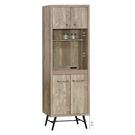 【森可家居】科瑞工業風2尺餐櫃 10JX474-3 廚房收納櫃 木紋質感 現代輕工業風 MIT台灣製造