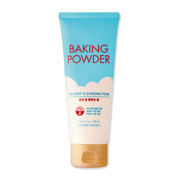 ●魅力十足● 韓國ETUDE HOUSE 蘇打粉BB深層洗面乳 Baking Powder 150ml