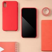 手機殼液態矽膠蘋果手機殼4色【快速出貨】