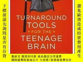 二手書博民逛書店Turnaround罕見Tools For The Teenage Brain: Helping Underper