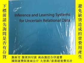 二手書博民逛書店Inference罕見and Learning Systems for Uncertain Relational