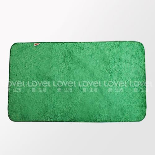 里和Riho LOVEL輕柔微絲開纖紗浴墊/地墊 37cm x65cm 5色可選 腳踏墊 防滑墊 MIT台灣製造