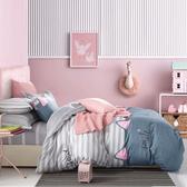 Artis - 100%純棉-床包枕套組(單/雙/加大) - 合版
