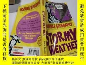 二手書博民逛書店stormy罕見weather暴風雨天氣Y212829 不祥 不祥