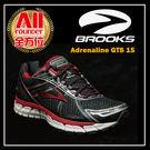【BROOKS】女款支撐型慢跑鞋 2E寬楦 Adrenaline GTS15系列 - 藍色(742E179) 全方位跑步概念館