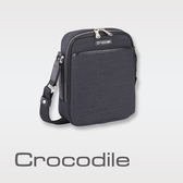 【Crocodile】Marvel布配皮系列直式斜背包0104-07601