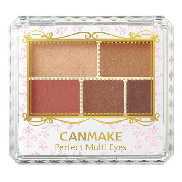 CANMAKE 完美霧面眉影盤 503-03 3.2g