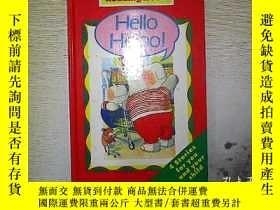 二手書博民逛書店HELLO罕見HIPPO ..Y203004