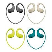 【聖影數位】 SONY NW-WS413 數位隨身聽 無線配掛 運動隨身聽 台灣索尼公司貨 保固18個月 4色可選
