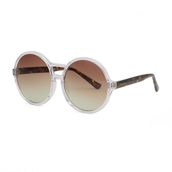 KOMONO 太陽眼鏡 COCO 可兒系列-透明琥珀