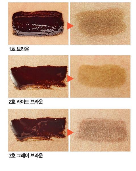 【DT髮品】韓國 Etude House 持久染眉膠 (撕除式) 5g 三色 防水【0514020】