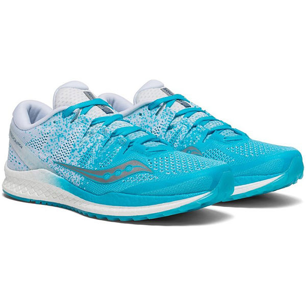 Saucony 19SS 頂級 緩衝 女慢跑鞋 FREEDOM ISO 2系列 S10440-36 贈腿套【樂買網】