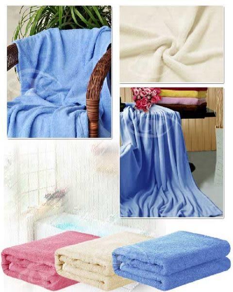 【MRS.HOME】親膚超吸水柔軟毛巾(毯)