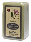 【法鉑馬賽皂】天然草本忍冬橄欖皂 x1塊(150g/塊)