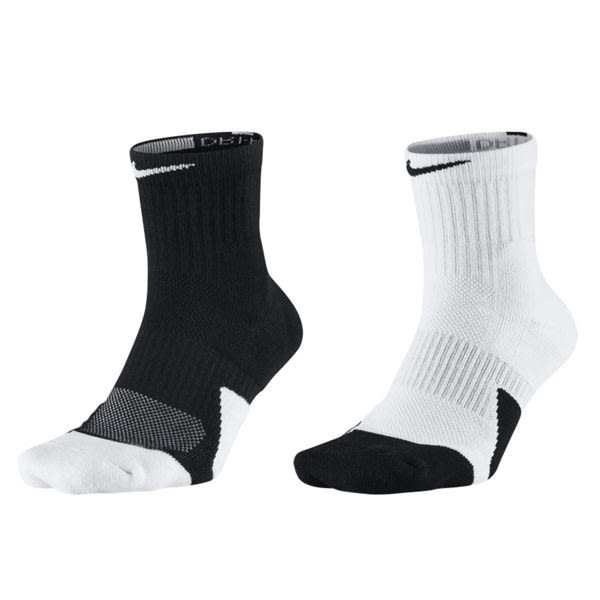 Nike Dry Elite 1.5 Mid 黑 白 菁英氣墊襪 長襪 中筒襪 DRI-FIT 襪子 SX5594013 SX5594100