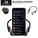 Z8骨傳導藍芽5.0耳機 無線耳機免入耳...