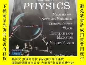 二手書博民逛書店Longman罕見Advanced Level PhysicsY284058 Loo Kwow Wai Lon