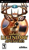 PSP Cabela s Legendary Adventures 卡貝拉的傳奇歷險記(美版代購)