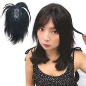 手工真髮 頭頂髮片 微增髮 遮白髮 男女適用 H914魔髮樂