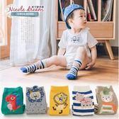 兒童長襪 毛毛立體童襪 16-18cm ㄧ組2雙-4款