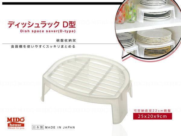 碗盤食器收納棚/收納架-NO.25《Midohouse》