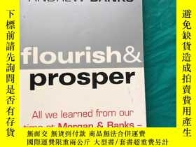 二手書博民逛書店Flourish罕見and Prosper All We Lea