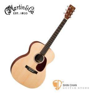 【墨西哥製/電木吉他/OOOX1AE】Martin吉他► Martin 000X1AE  單板可插電民謠吉他