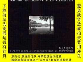 二手書博民逛書店Alan罕見Ward, American Designed LandscapesY255562 Ward, A