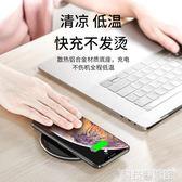 行動電源 iphoneX蘋果XS無線充電器手機iphone x快充X專用8小米mix2s三星8plus安卓 科技藝術館