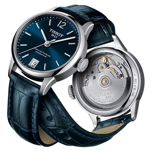 TISSOT 天梭 杜魯爾系列 80小時動力儲存機械錶(T0992071604700)