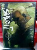 挖寶二手片-B26-008-正版DVD*動畫【七武士(8)】-日語發音/中文字幕