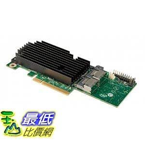 [103美國直購 ShopUSA] SAS控制器   INTEL  RMS25KB040 / 4-port SAS Controller $5808