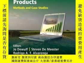 二手書博民逛書店Sustainability罕見Assessment of Renewables-Based Products: