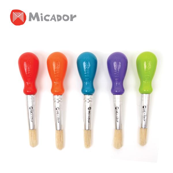Micador 澳洲 泡泡小畫筆5支入