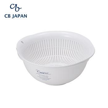 CB Japan 巴黎系列蔬果洗滌瀝水籃-L