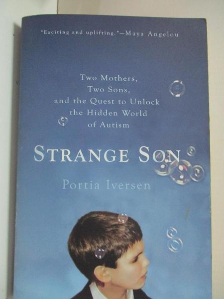 【書寶二手書T1/心理_B5R】Strange Son: Two Mothers, Two Sons, and the Quest to…