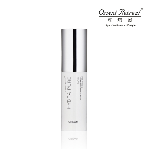 【Orient Retreat登琪爾】米青萃柔膚霜 Hydra Pure Facial Cream (30ml/瓶)