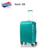 [佑昇] Samsonite 美國旅行者AT (新箱王 大飛機輪 大容量 ) Zavis I25  24吋行李箱 (特價中) 送好禮!
