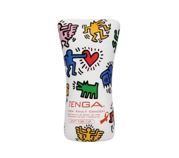 男性情趣用品【日本TENGA】漫畫款飛機杯自慰杯-柔軟型【銀白色精品】