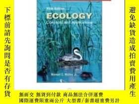 二手書博民逛書店Ecology:罕見Concepts & Application