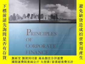 二手書博民逛書店Principles罕見Of Corporate Finance(有劃線字跡)Y179224 出版199