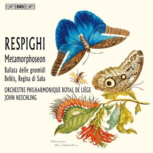 【停看聽音響唱片】【SACD】雷史畢基:變形曲、侏儒之歌&莎芭女王蓓兒吉絲組曲
