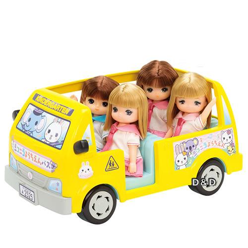 《 TAKARA TOMY 》莉卡娃娃 - LF-13歡樂娃娃車╭★ JOYBUS玩具百貨