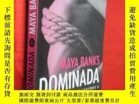 二手書博民逛書店Dominada 罕見Dominated (小16開) 【詳見圖