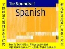 二手書博民逛書店The罕見Sounds Of Spanish With Audio CdY256260 Hualde, Jos